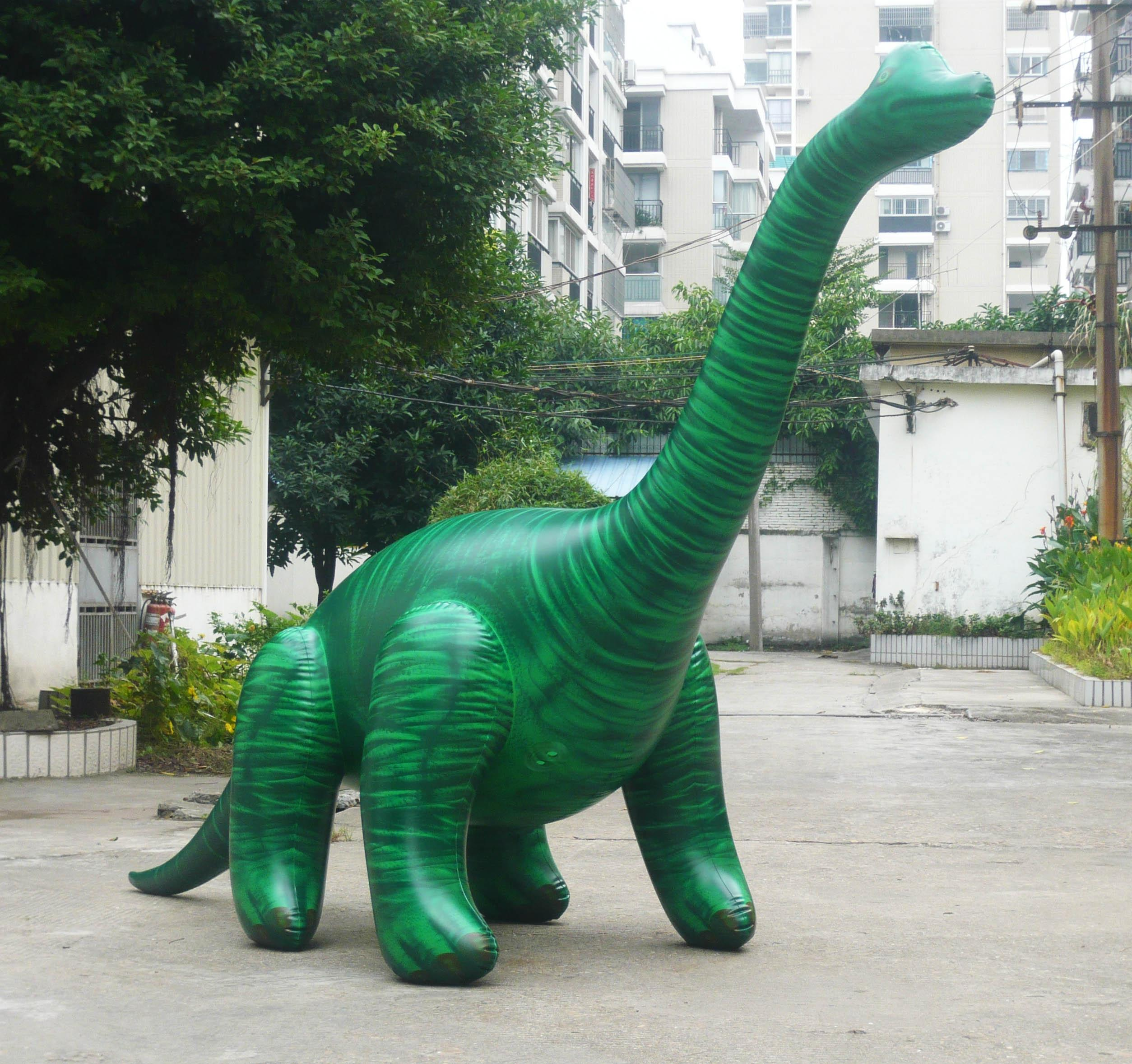 6 Giant Inflatable Dinosaurs Perfect For Kids Parties