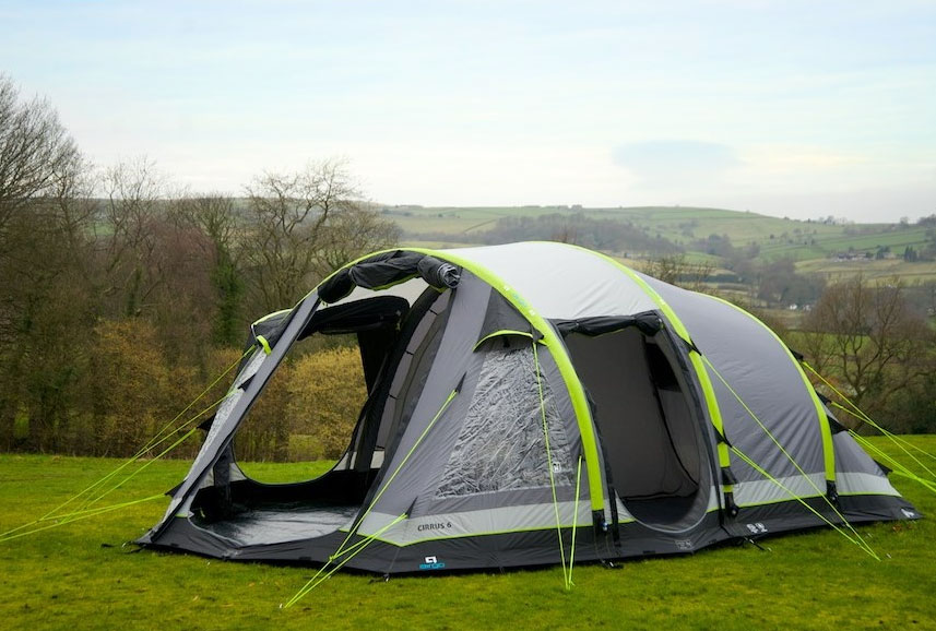 a392639ac10 Best Inflatable Tent Reviews for 2019 Perfect for Camping