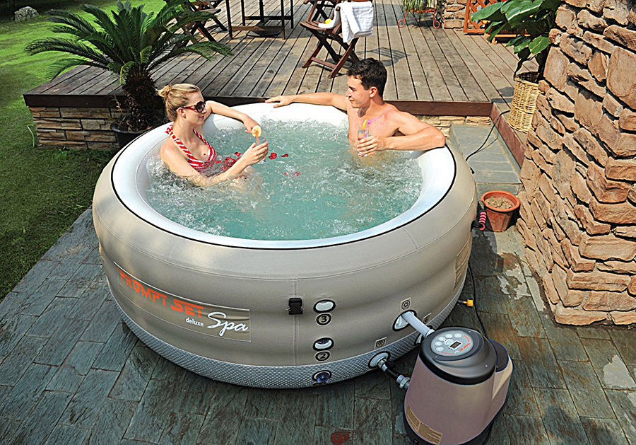How To Repair An Inflatable Hot Tub Puncture