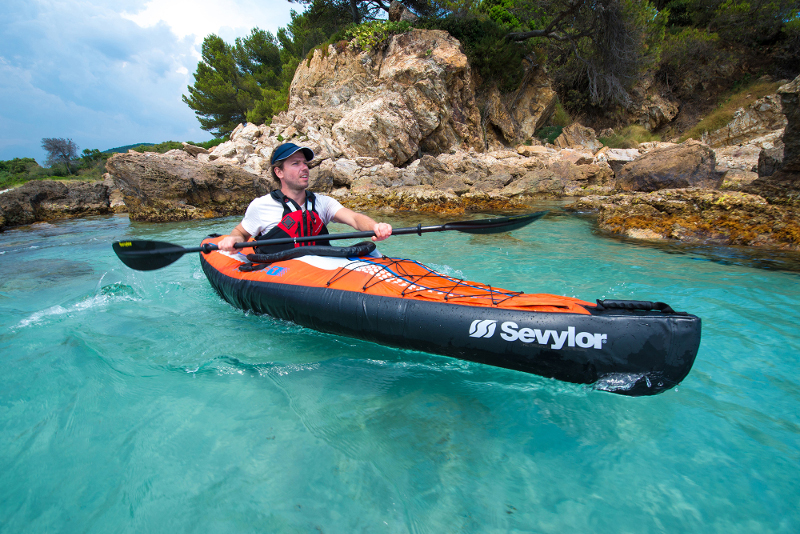 Sea Eagle Se370k Vs Sea Eagle 330 Inflatable Kayak Which