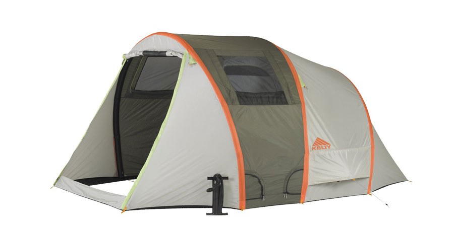 Kelty Mach Four Persons AirPitch Tent Review  sc 1 st  Best Inflatable Reviews & Wenzel Vortex 8 Tent Review - Which Inflatable