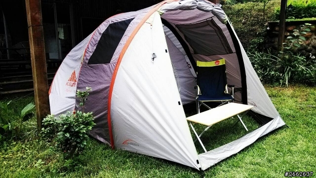 & Kelty Mach Four Person Inflatable AirPitch Tent Review - 4 Stars!
