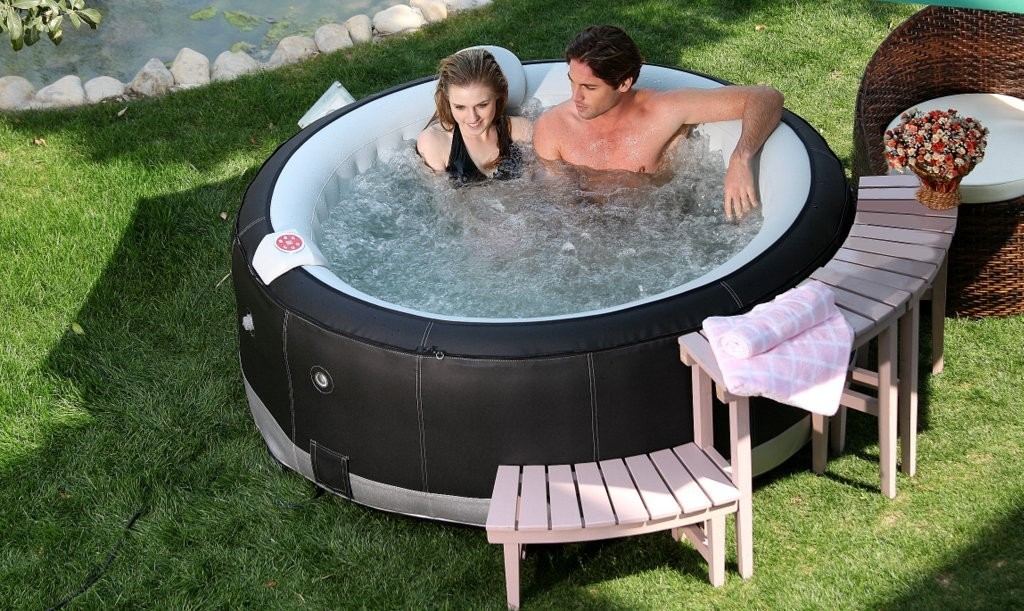 How Do Inflatable Hot Tubs Work - Which Inflatable