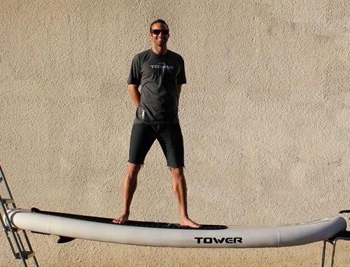 Tower Adventurer Vs Adventurer 2 Paddle Board