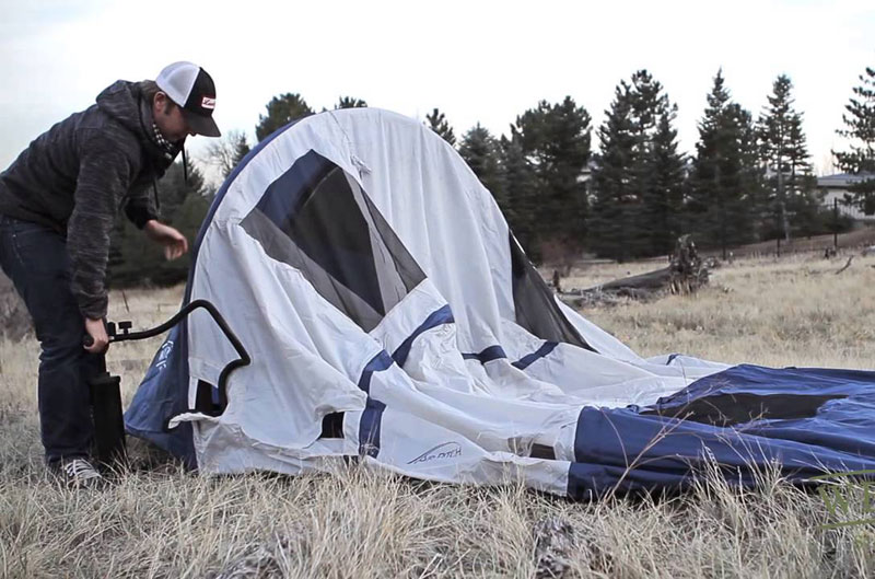 Wenzel Vortex 8 Tent Review