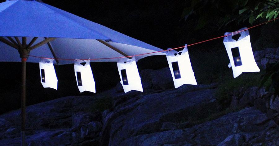 1Pack LuminAID Solar Inflatable Light