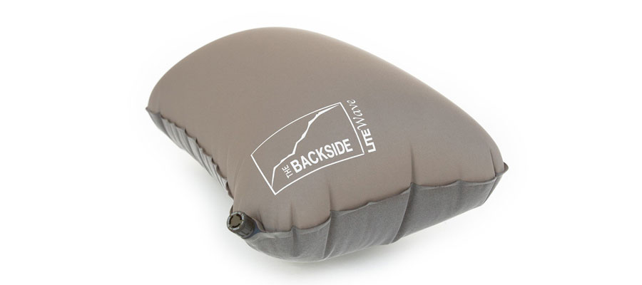Backside by Black Pine Mooncrush Self-Inflating Camping Pillow