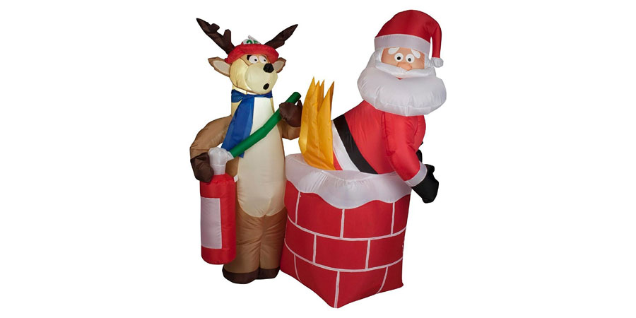Best Christmas Inflatable Decorations 2018 Which Inflatable