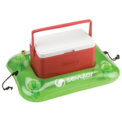 Sevylor Inflatable Cooler Float