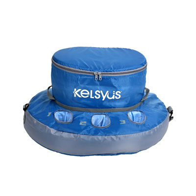 SwimWays Kelsyus Floating Cooler