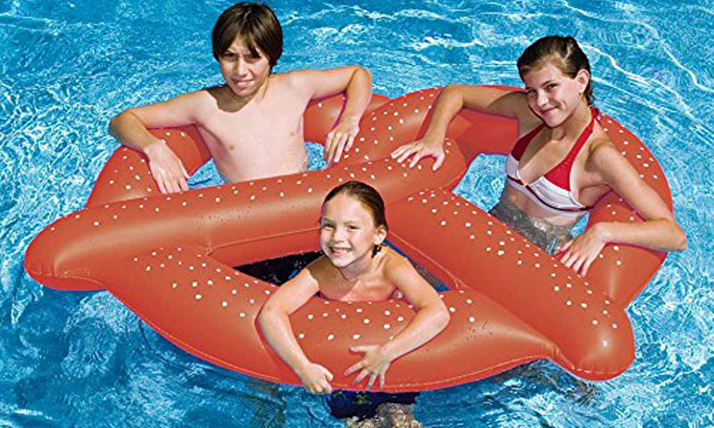 Swimline Giant Pretzel Swim