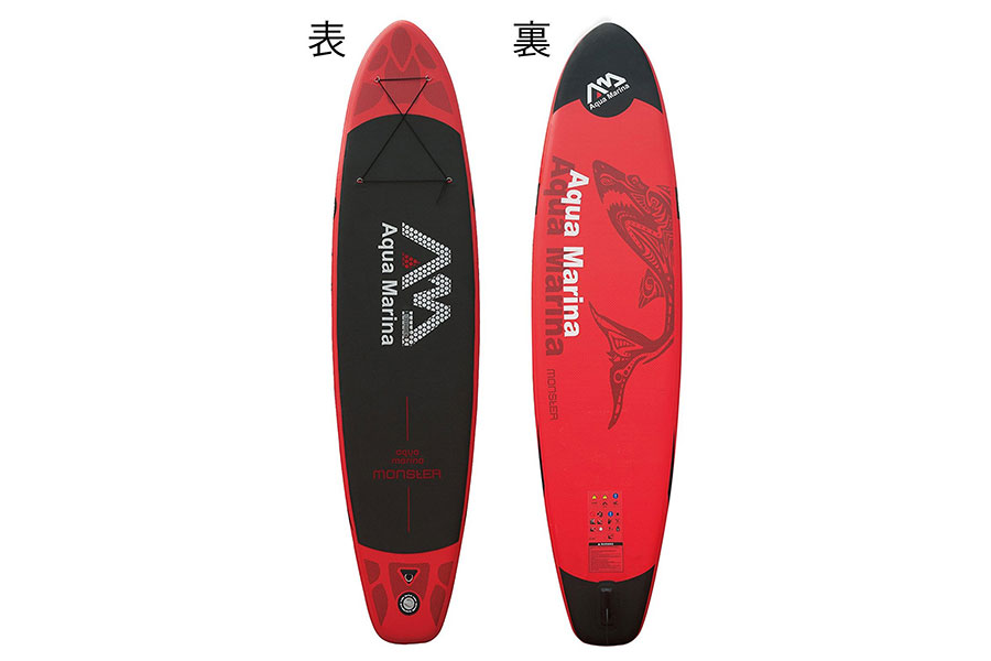 Aqua Marina Monster Bt-88884 Inflatable SUP