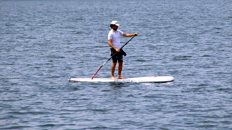 Best SUP Boards for Big Guys & Heavy Riders