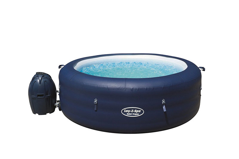 Lay-Z-Spa Saint Tropez Hot Tub Review