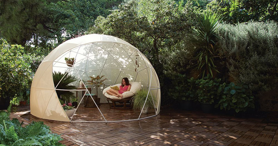 garden igloo 360 dome review
