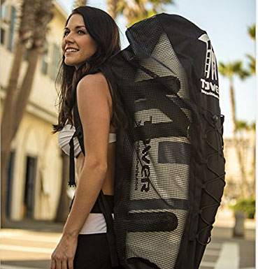 Best Inflatable SUP Backpacks and Carry Cases