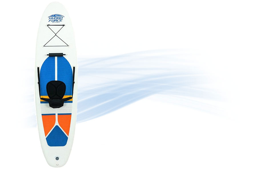 Hydro-Force 10ft Inflatable Stand Up Paddle Board Review