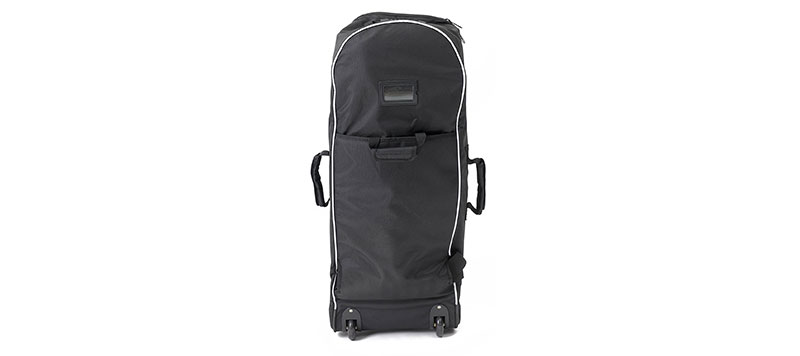 Ten Toes NOMAD Rolling Backpack with wheels