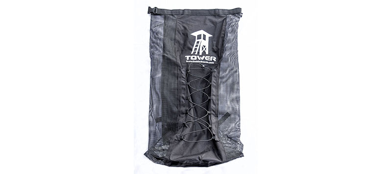 Tower iSUP Backpack Bag for Inflatable Paddle Boards