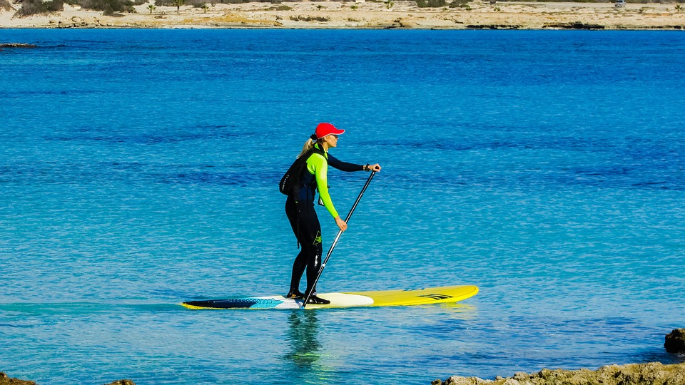 What to Wear when Standup Paddle Boarding