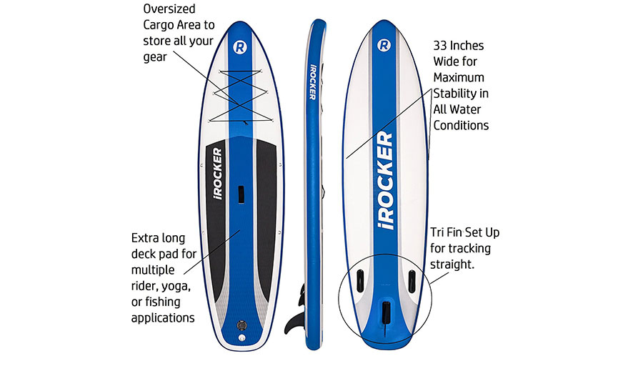 Irocker Vs Tower Inflatable Sup Which To Buy Which