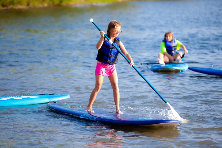 Best Inflatable Stand Up Paddle Boards For Kids