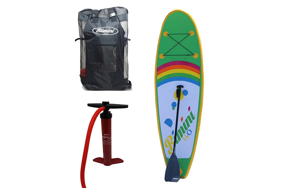 Bimini H2O inflatable kids stand up paddle board