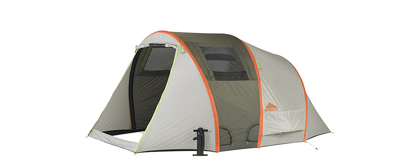 Kelty Mach 6 AirPitch Tent, 6-Person