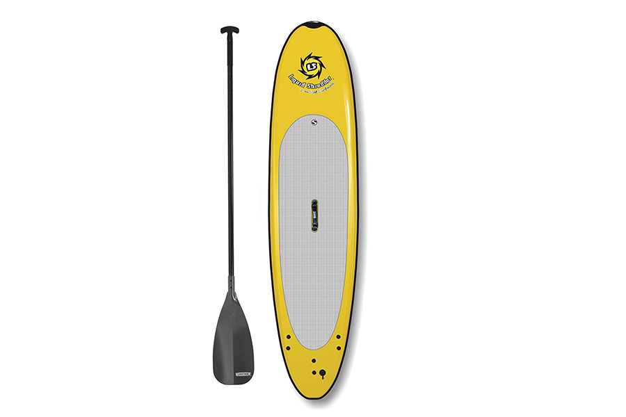 Liquid Shredder paddle board