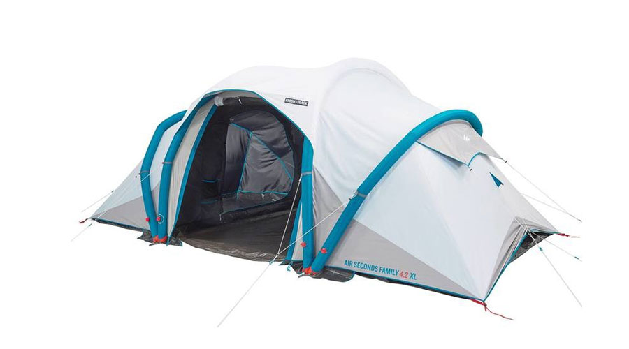 Best Quechua Air Tents Perfect For Camping