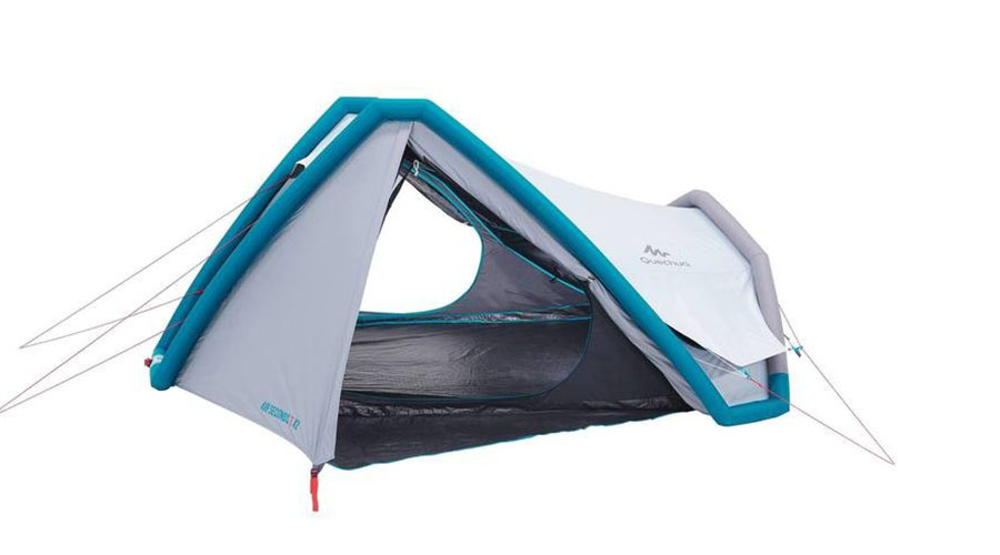 QUECHUA 2 SECONDS XL AIR II POP UP TENT
