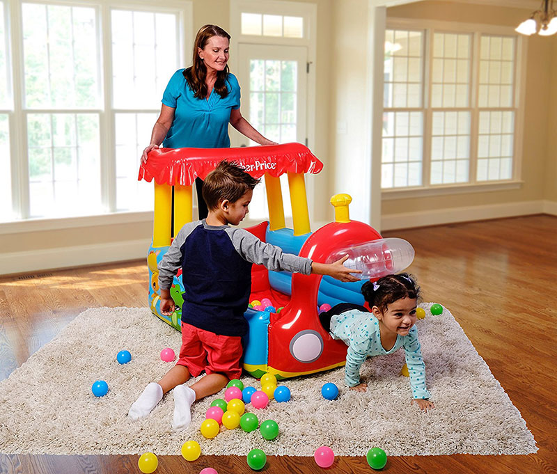 6 Best Inflatable Ball Kits for Kids