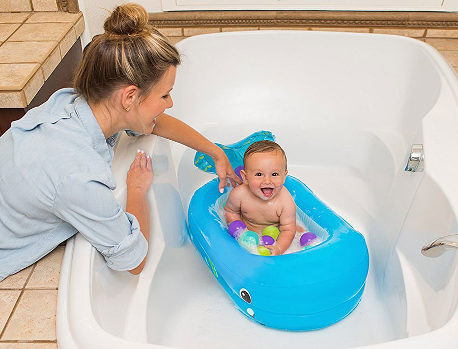 best 5 inflatable baby infant bathtubs 2017 which inflatable. Black Bedroom Furniture Sets. Home Design Ideas