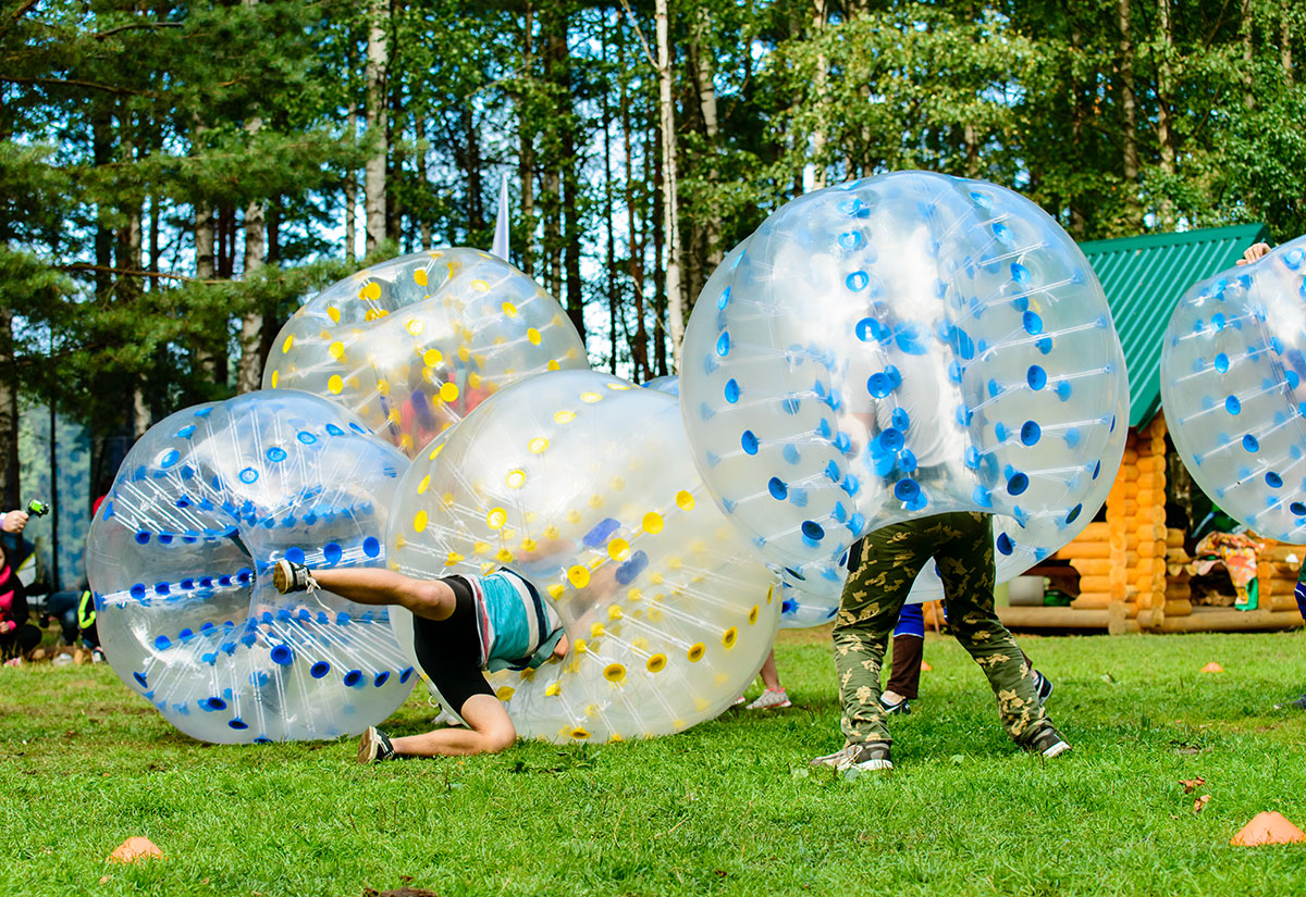 Best Inflatable Games to Buy