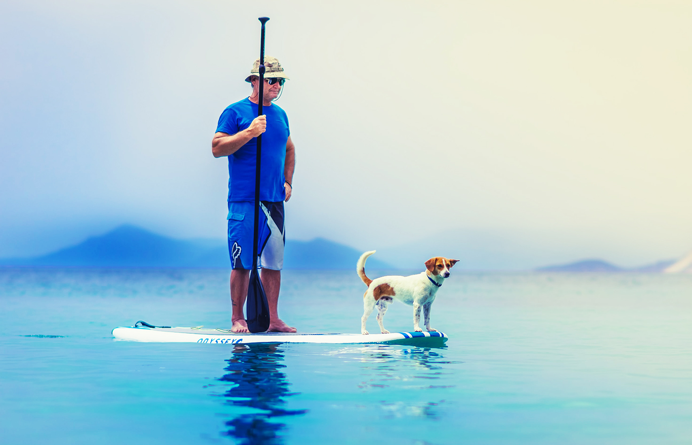 Best Inflatable SUP for Use with Dogs