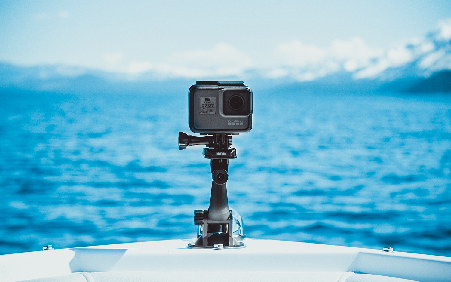 Best Inflatable Stand-Up Paddle Board GoPro Mounts
