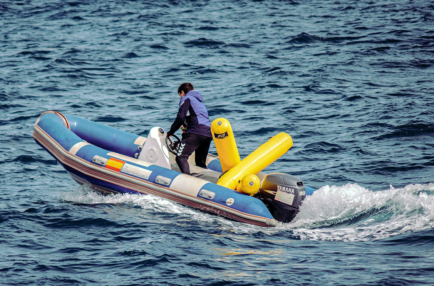 Different Inflatable Boats Types